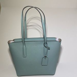 Kate Spade margaux leather tote médium